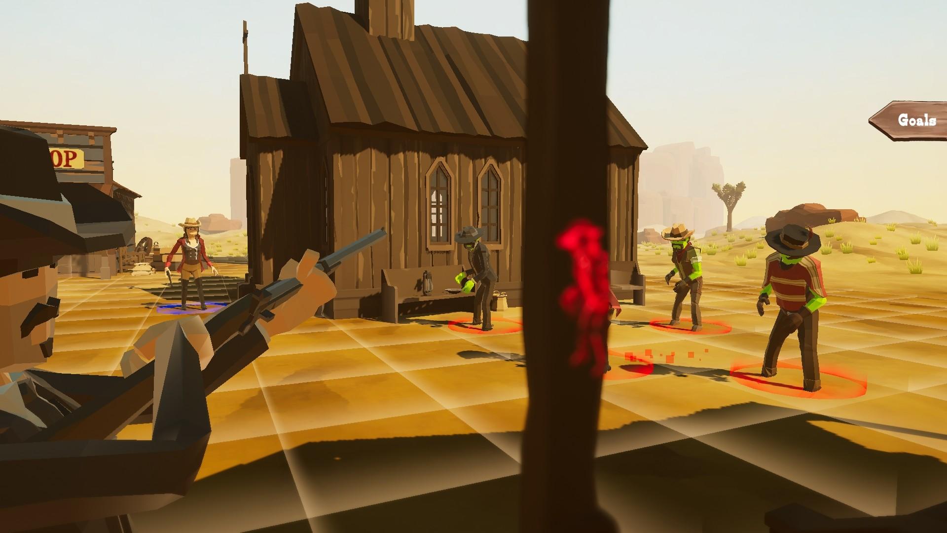 [百度云网盘]PC《神枪手大战僵尸(Gunslingers & Zombies)》v15.01.2021中文下载