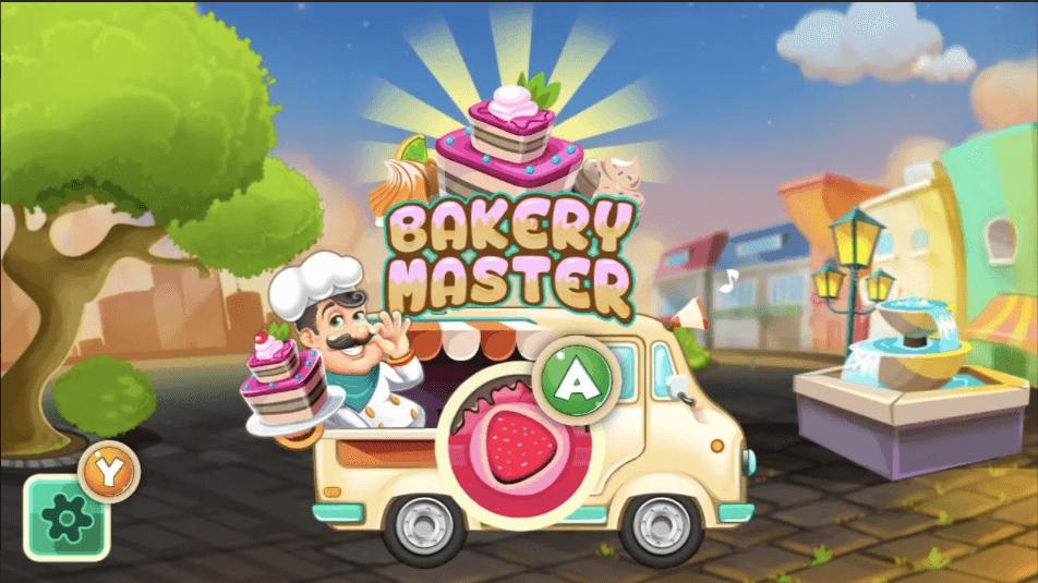 Switch《烘培大师 Bakery Master》英文版NSP下载