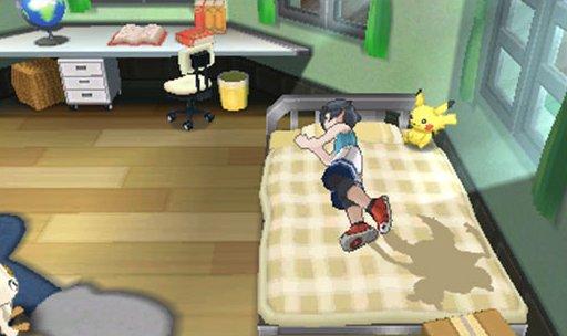 3DS《口袋妖怪:究极日 Pokemon Ultra Sun》中文CIA下载