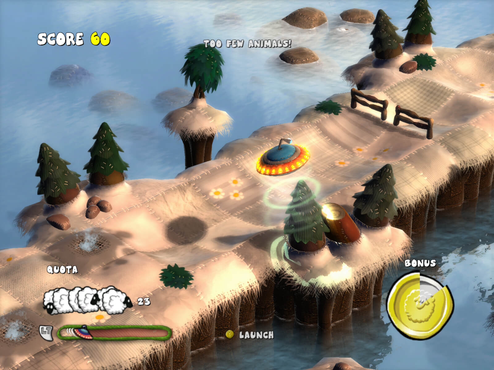 PS3《放牧幽浮 FLOCK!》美版英文PKG下载【2.4】