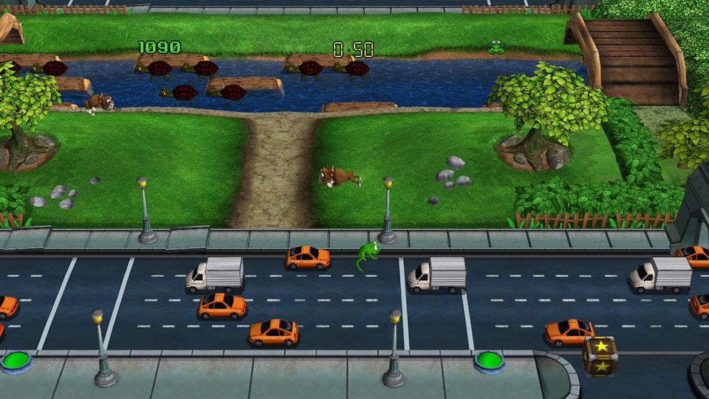 PS3《蛙人归来 Frogger Returns》美版+欧版英文PKG下载【2.8】