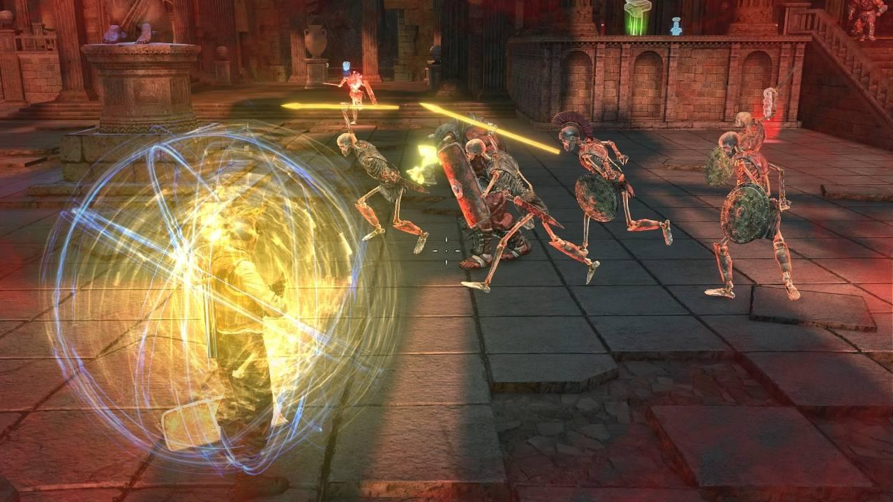 PS3《上帝模式 God Mode》美版+欧版英文PKG下载【4.3】