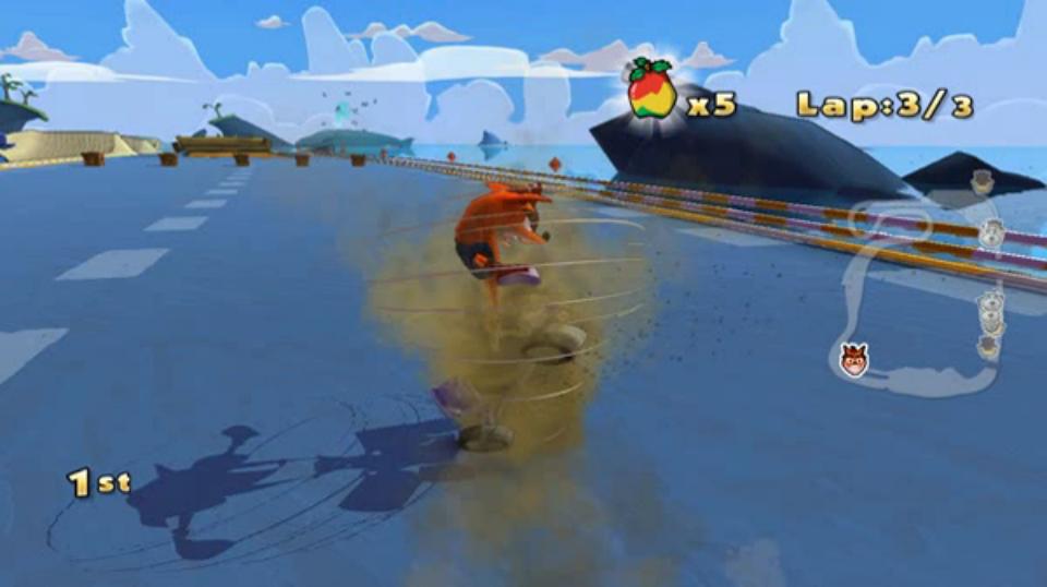 PS3游戏《古惑狼赛车 Crash Team Racing (PSX)》欧版英文PKG下载【xxx】