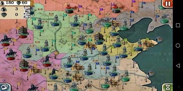 【安卓手机游戏】欧陆战争3古代皇帝mod手机版 v2.2.0下载