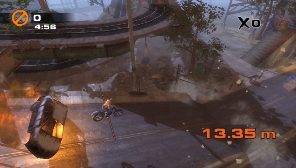 PSV《城市自由狂飙 Urban Trial Freestyle》欧版英文PKG下载【F2.01】